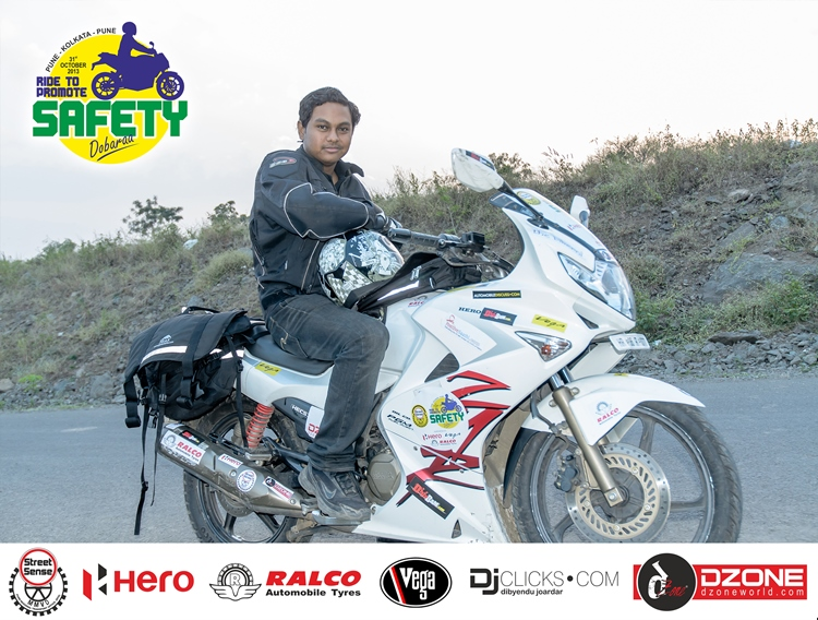 Photo of Ride to Promote Safety Dobaraa