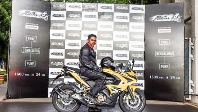 Photo of Full Throttle Ride on Bajaj Pulsar RS 200