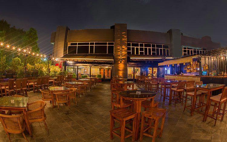 Restaurants In Hauz Khas