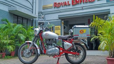 Photo of Royal Enfield initiative Service on Wheels, aimed at safety and convenience for customers