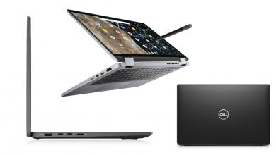 Photo of Dell Latitude 7410 Chromebook Enterprise introduced