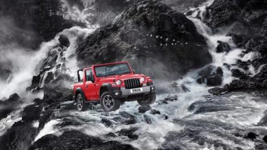 Photo of Mahindra Unveils the All-New Thar