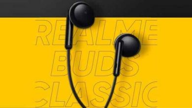 Photo of Realme Buds Classic Wired Earphones With 3.5mm launched