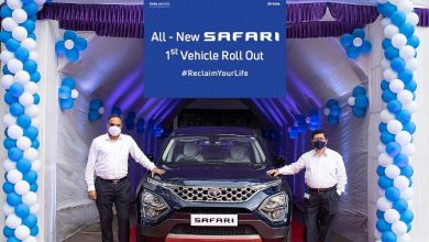 Photo of First 2021 all-new Tata Safari rolls out from the Pune plant