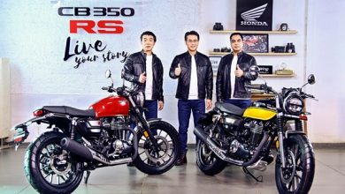 Photo of Honda CB350 launched in India, prices start at INR 1,96,000